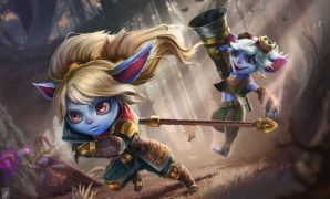 Poppy League of Legends Wallpapers