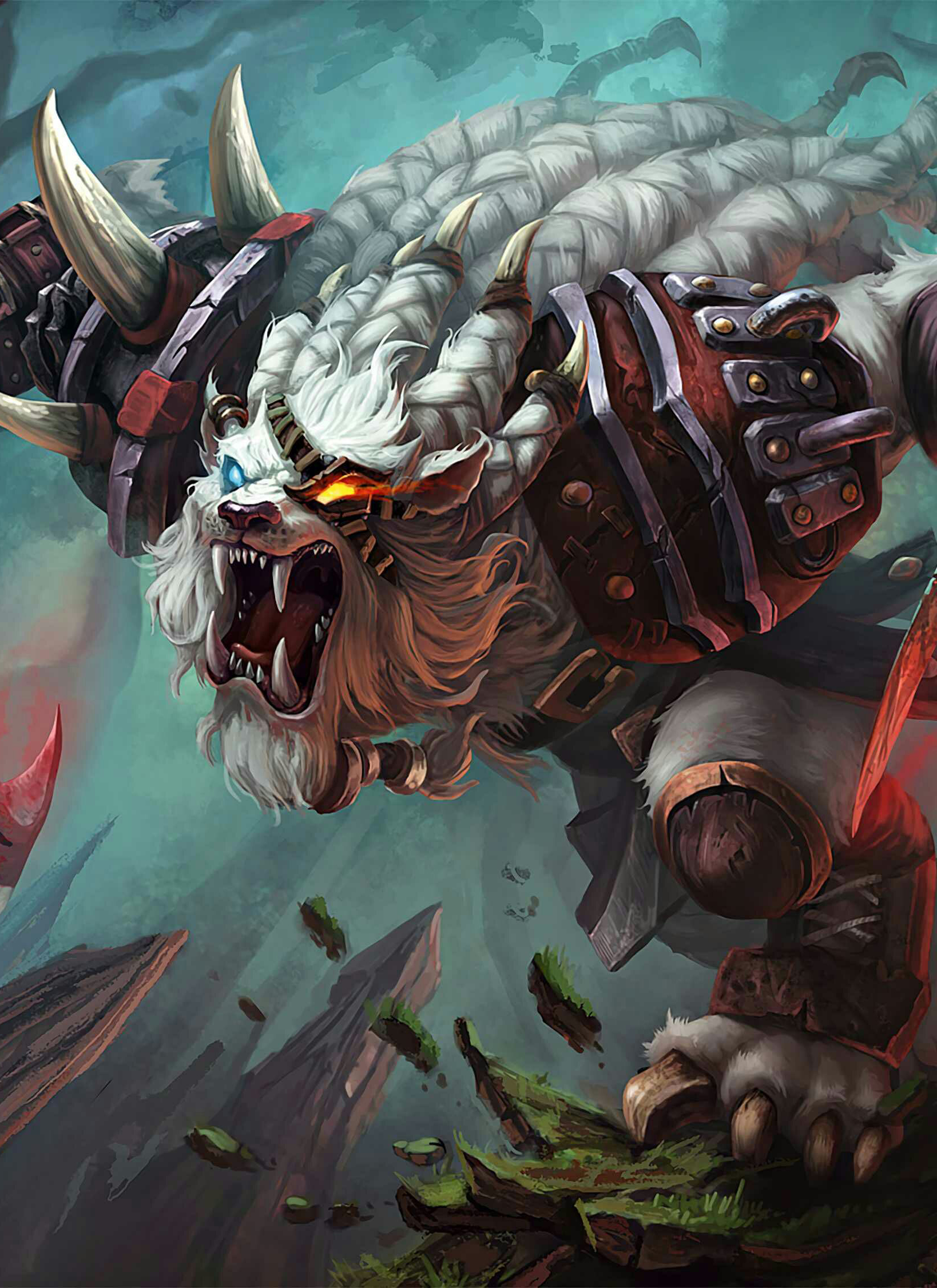 Rengar lol Wallpaper hd