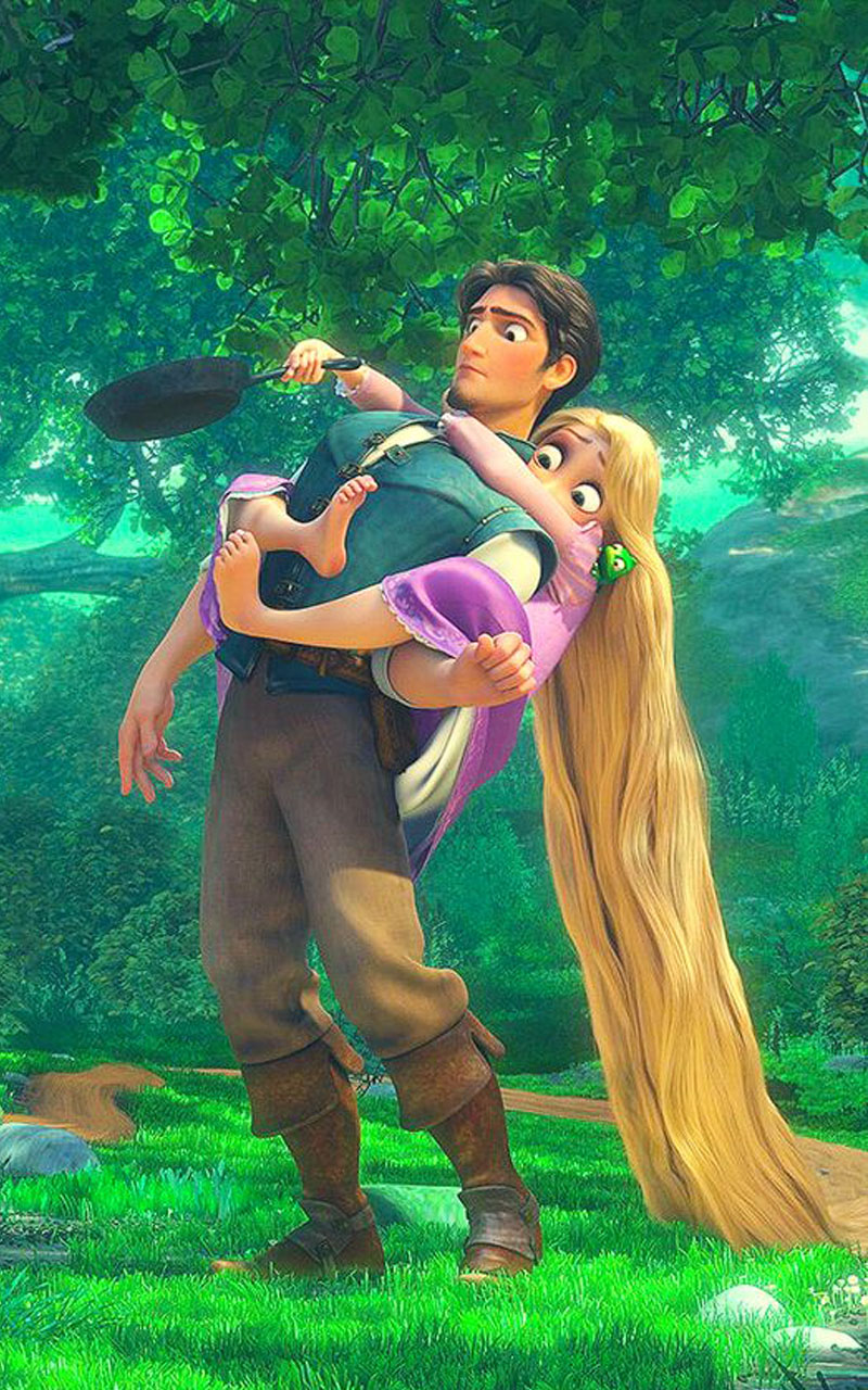 Rapunzel Wallpaper Iphone HD
