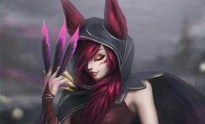 xayah-hd-wallpaper