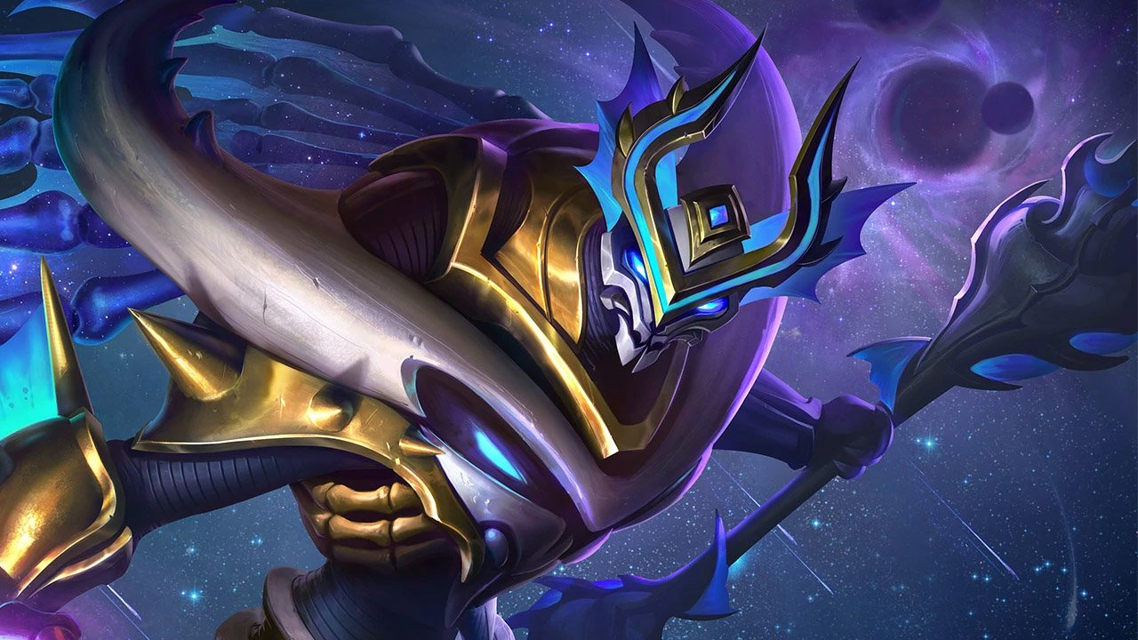 Wallpaper Skin Zodiac mobile legend